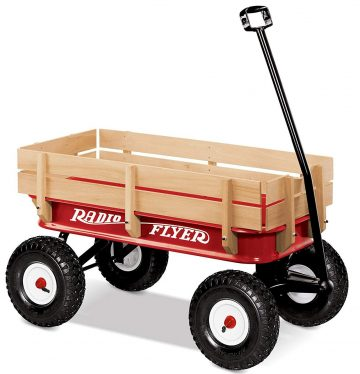 All Terrain Wagons for Kids