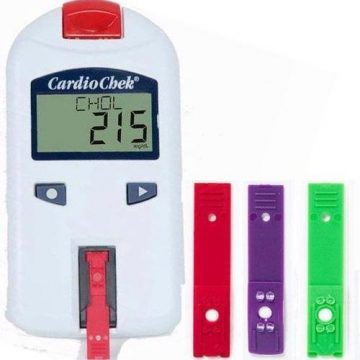 CardioCheck Home Cholesterol Test Kits