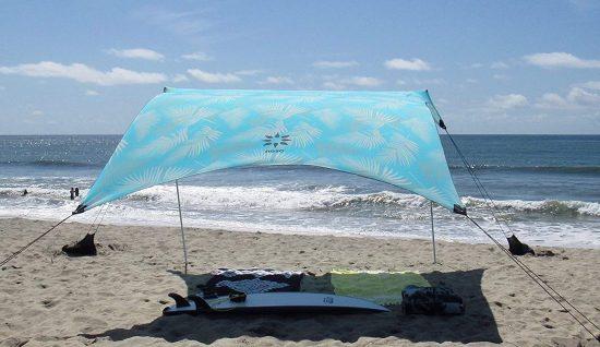 Neso Beach Canopies