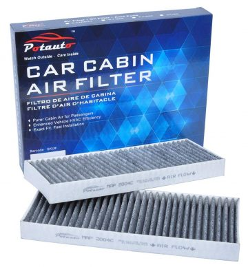 POTAUTO Cabin Air Filters