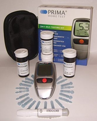 Prima Home Cholesterol Test Kits