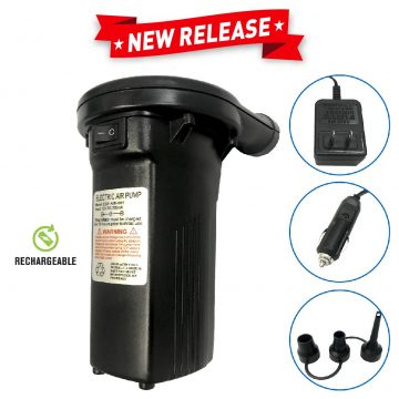 EasyGoProducts Air Mattress Pump
