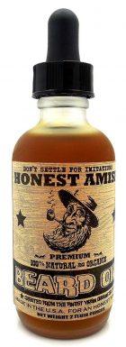 Honest Amish Beard Growth Oils