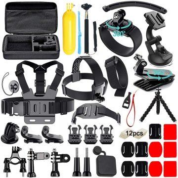 Iextreme GoPro Accessory Kits