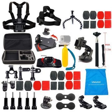 Lifelimit GoPro Accessory Kits
