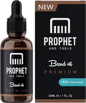 Prophet and Tools Beard Growth Oils