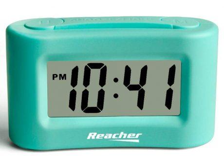 REACHER Travel Alarm Clocks