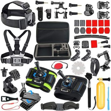 SmilePowo GoPro Accessory Kits