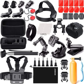 ZOOKKI GoPro Accessory Kits