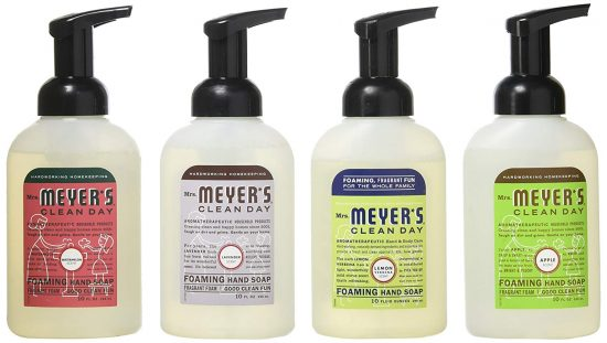 Mrs. Meyers Hand Soaps