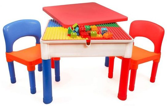 Smart Builder Toys Lego Tables