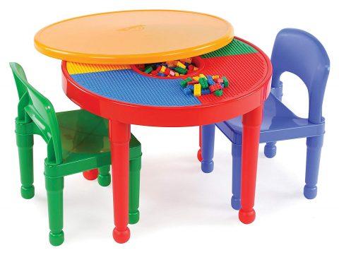 Tot Tutors Lego Tables