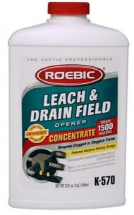 Roebic Drain Cleaners