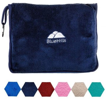 BlueHills Travel Blankets
