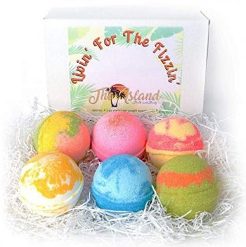 he Island Bath & Body Bath Bombs