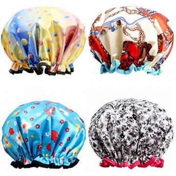 Esarora Shower Caps