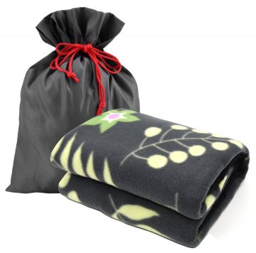Forestfish Travel Blankets