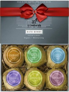 ArtNaturals Bath Bombs