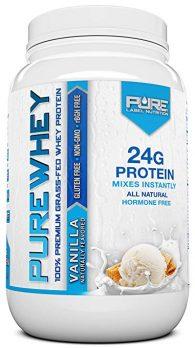 Pure Label Nutrition Gluten Free Protein Powders