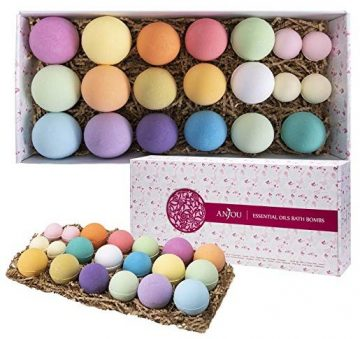 Anjou Bath Bombs