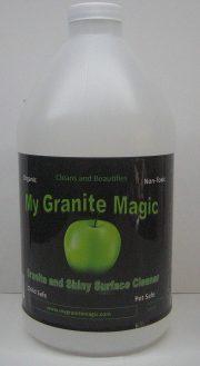 My Granite Magic Organic Daily Use Cleaner Granite Cleaners