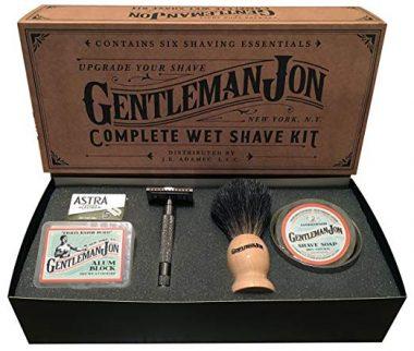 Gentleman Jon Shaving Kits for Men