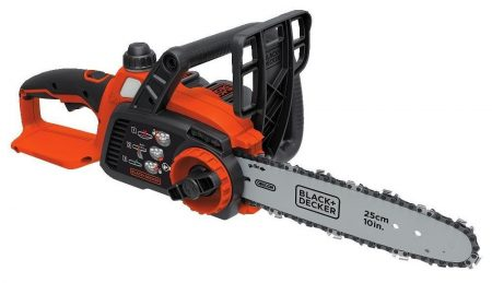 BLACK+DECKER Cordless Electric Chainsaws