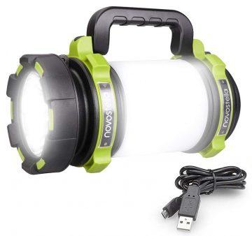 Ustellar Rechargeable Spotlights