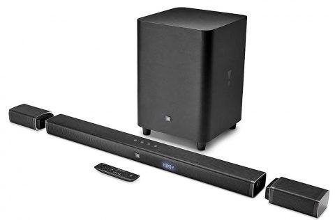 JBL Wireless Surround Sound Systems