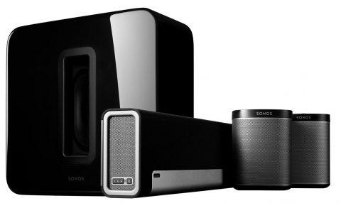 Sonos Wireless Surround Sound Systems