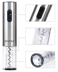 Secura Electric Wine Openers