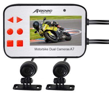 MEKNIC Motorcycle Dash Cams