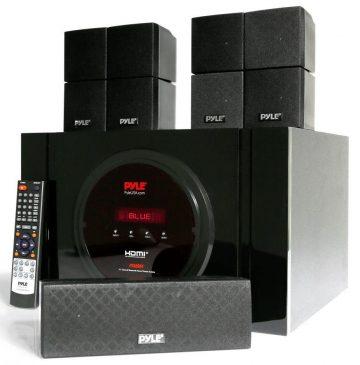Pyle Wireless Surround Sound Systems