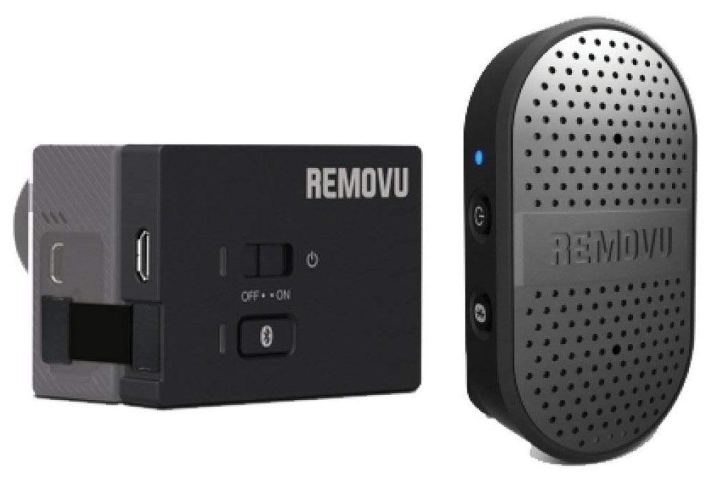 Removu GoPro Microphones