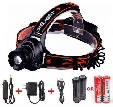 BenRan Rechargeable Headlamps