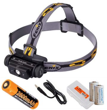 Lumen Tactical Rechargeable Headlamps