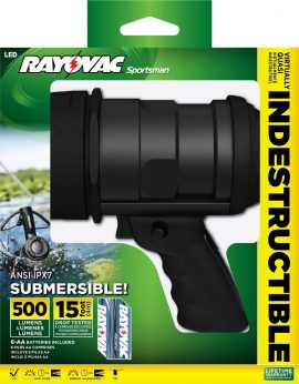Rayovac Rechargeable Spotlights