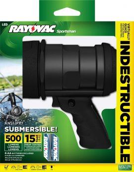 Rayovac Rechargeable Spotlights