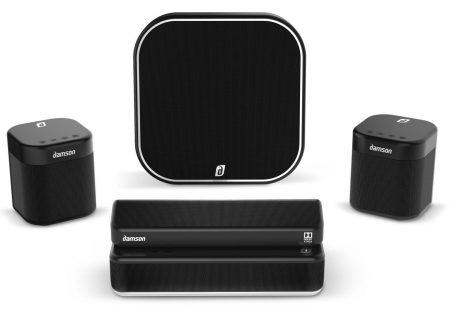 Damson Wireless Surround Sound Systems