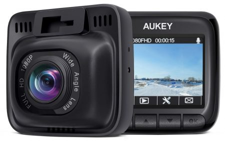 AUKEY Motorcycle Dash Cams
