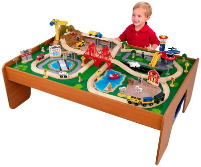KidKraft Kids Train Tables