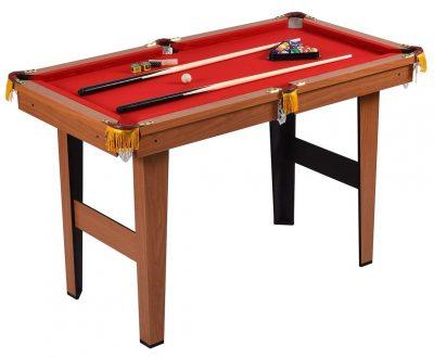 GYMAX Mini Pool Tables