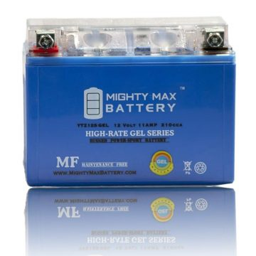 Mighty Max Battery Motorcycle Batteries