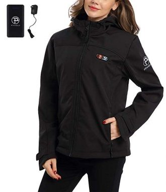 Ptahdus Women's Heated Jackets