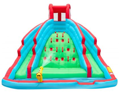 Sunny & Fun Inflatable Pool Slides
