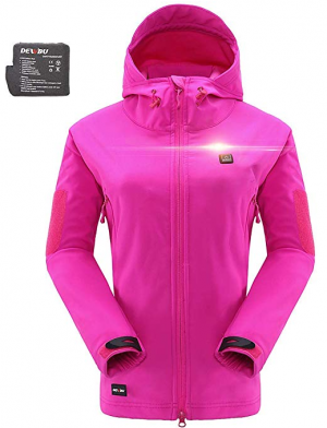 DEWBU Women's Heated Jackets