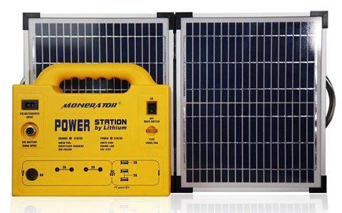 monerator Portable Solar Generators