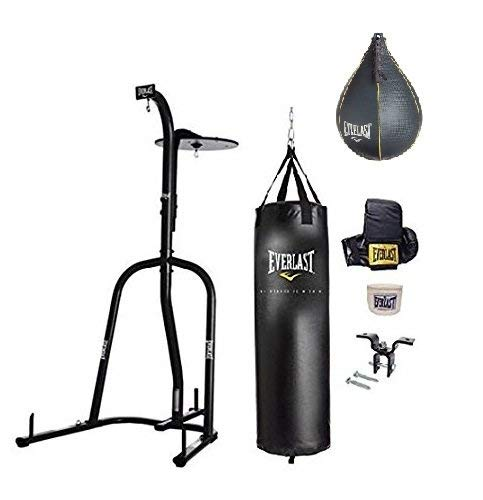 Everlast Punching Bags with Stand