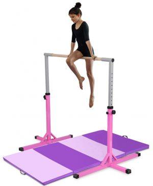 Costzon Gymnastics Bars for Home