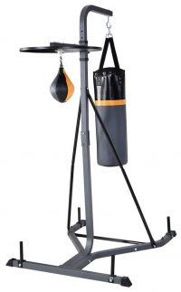 GYMAX Punching Bags with Stand